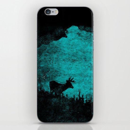Patronus in a Dream iPhone & iPod Skin