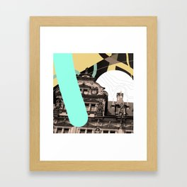 lbkjhk Framed Art Print