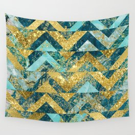 Marble Glitz Wall Tapestry