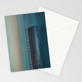 Seawall at Children's Pool Early in the Morning, La Jolla California Stationery Cards