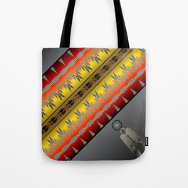 Elk Spirit (BRYB) Tote Bag