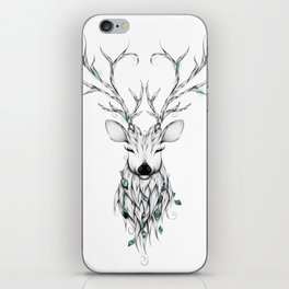 Poetic Deer iPhone Skin