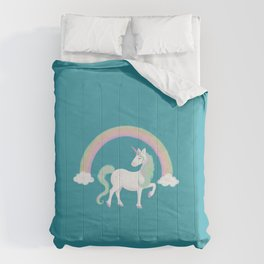 Look at me! I'm a Unicorn! Comforters
