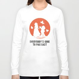 Everybody's Gone To PAX East - light Long Sleeve T-shirt