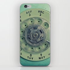 Rotary Dial iPhone & iPod Skin