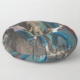 The Sandlot Floor Pillow