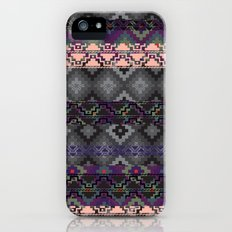 Russian style inspired Aztec Slim Case iPhone (5, 5s)