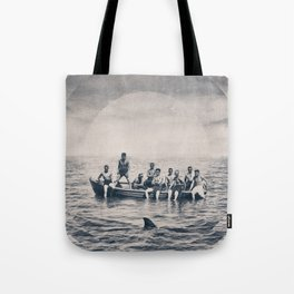 We are brave Tote Bag