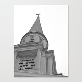Soul of the City  Canvas Print