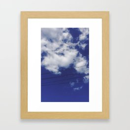 High Strung Framed Art Print