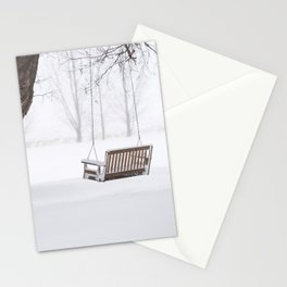 Tree Swing 2 Stationery Cards
