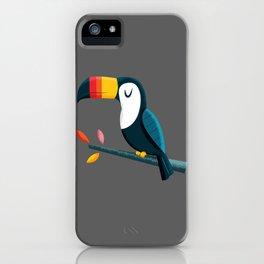 Toucan iPhone Case