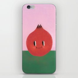 Happy Happy Grenadine iPhone Skin