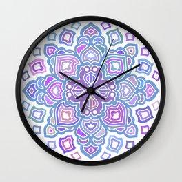 Mandala 05 Wall Clock