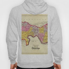Cambridge Massachusetts 1903 Hoody