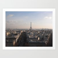 The View from the Arc Art Print