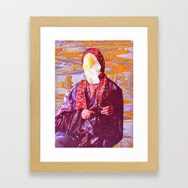 nevelson Framed Art Print