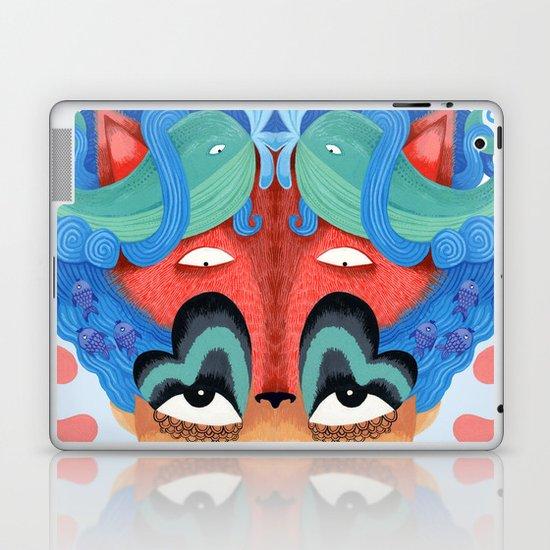 Where is my mind Laptop & iPad Skin