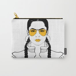 yellow shades Carry-All Pouch