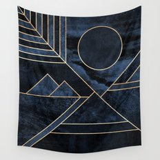 Modern Wild 1 Wall Tapestry