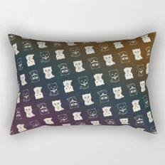 FORTUNE PATTERN Rectangular Pillow