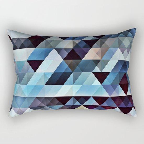 hy†ry^yrcx Rectangular Pillow