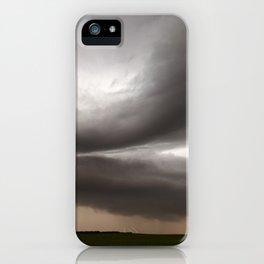 Shelf Clouds iPhone Case