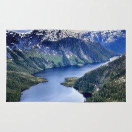 Misty Fiords National Monument Rug