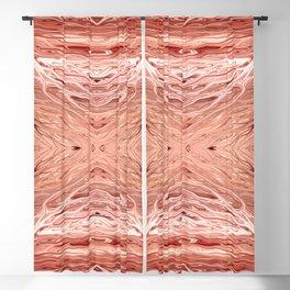 Pomegranate Firegrass Quad 3 by Chris Sparks Blackout Curtain