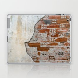 Cracked Facade Laptop & iPad Skin