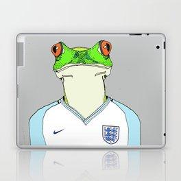 Football Frog Laptop & iPad Skin