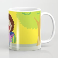 Inspired on my mom, when she just can't stop laughing!   Mug