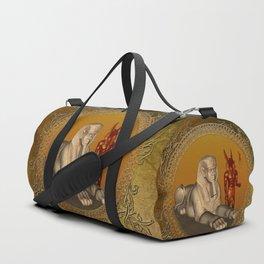Egyptian sign Duffle Bag