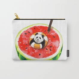 How Pandas Keep it Cool Carry-All Pouch