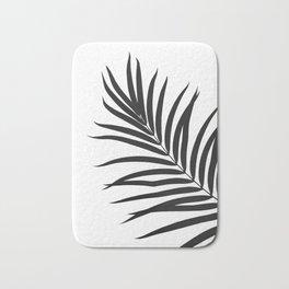 Tropical Palm Leaf #1 #botanical #decor #art #society6 Bath Mat