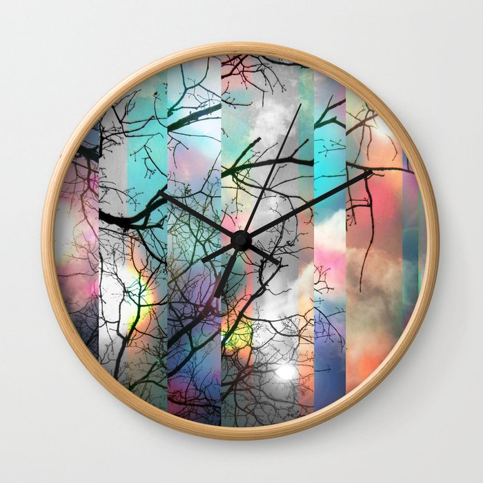 Perception Wall Clock
