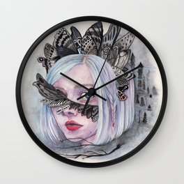 The Night Wall Clock