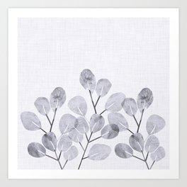 Japanese Woodblock Botanical Art Print