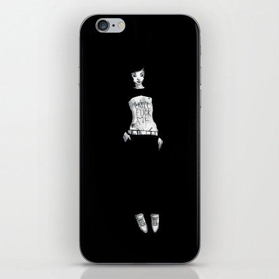 Can't Fuck Me iPhone & iPod Skin