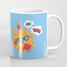 Oh! Yeah! it's summer time Mug
