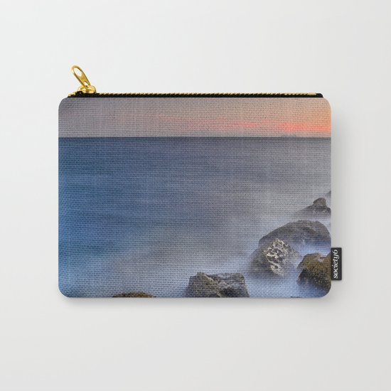 """""""The struggle of the sea"""" Carry-All Pouch"""