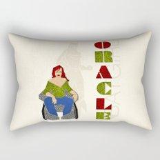 Oracle Rectangular Pillow