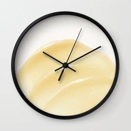 Lemon Balm Wall Clock