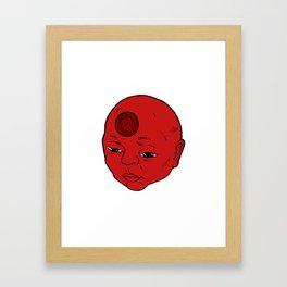 Spiral Lined Framed Art Print