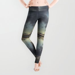 I see the love in you Leggings