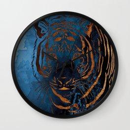 Mystical Tiger Wall Clock