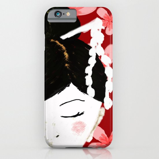 Japanese Beauty iPhone & iPod Case