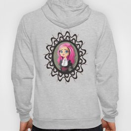Gothic doll crying Hoody