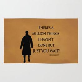 Just You Wait - Alexander Hamilton Design Rug