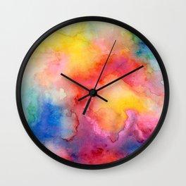 Acquiesce Wall Clock